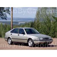 Модель Saab 900