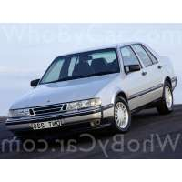 Модель Saab 9000
