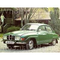 Модель Saab 96