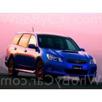 Поколение Subaru Exiga
