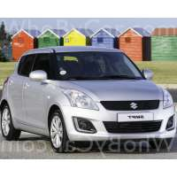 Модель Suzuki Swift