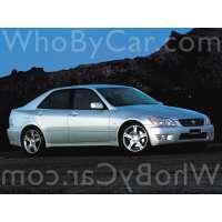 Модель Toyota Altezza