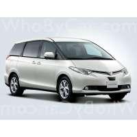 Модель Toyota Estima