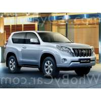 Модель Toyota Land Cruiser Prado