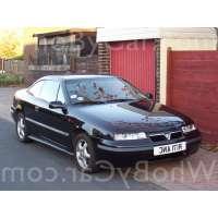 Модель Vauxhall Calibra