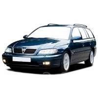 Модель Vauxhall Omega