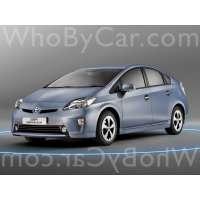 Модель Toyota Prius