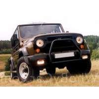 Модель УАЗ 3159 Барс