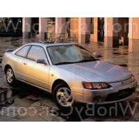 Модель Toyota Sprinter Trueno