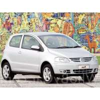 Модель Volkswagen Fox