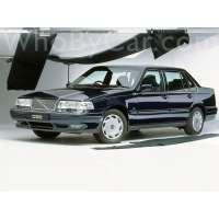 Модель Volvo 960