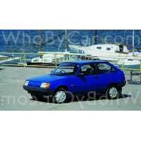 Модель ЗАЗ 1102 «Таврия»