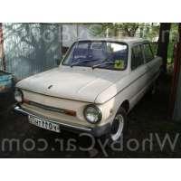 Модель ЗАЗ 968