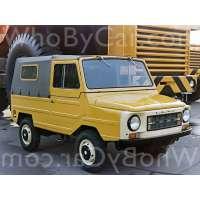 Модель ЛУАЗ 969