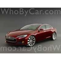 Модель Tesla Model S